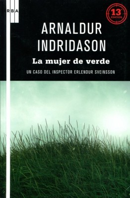 INDRIDASON_Mujer_de_verde